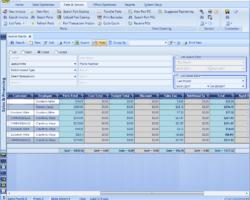 POS Invoice List Screenshot