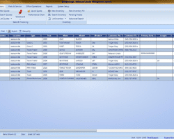 Pending Trades Screenshot