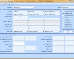 Search Inventory Screenshot